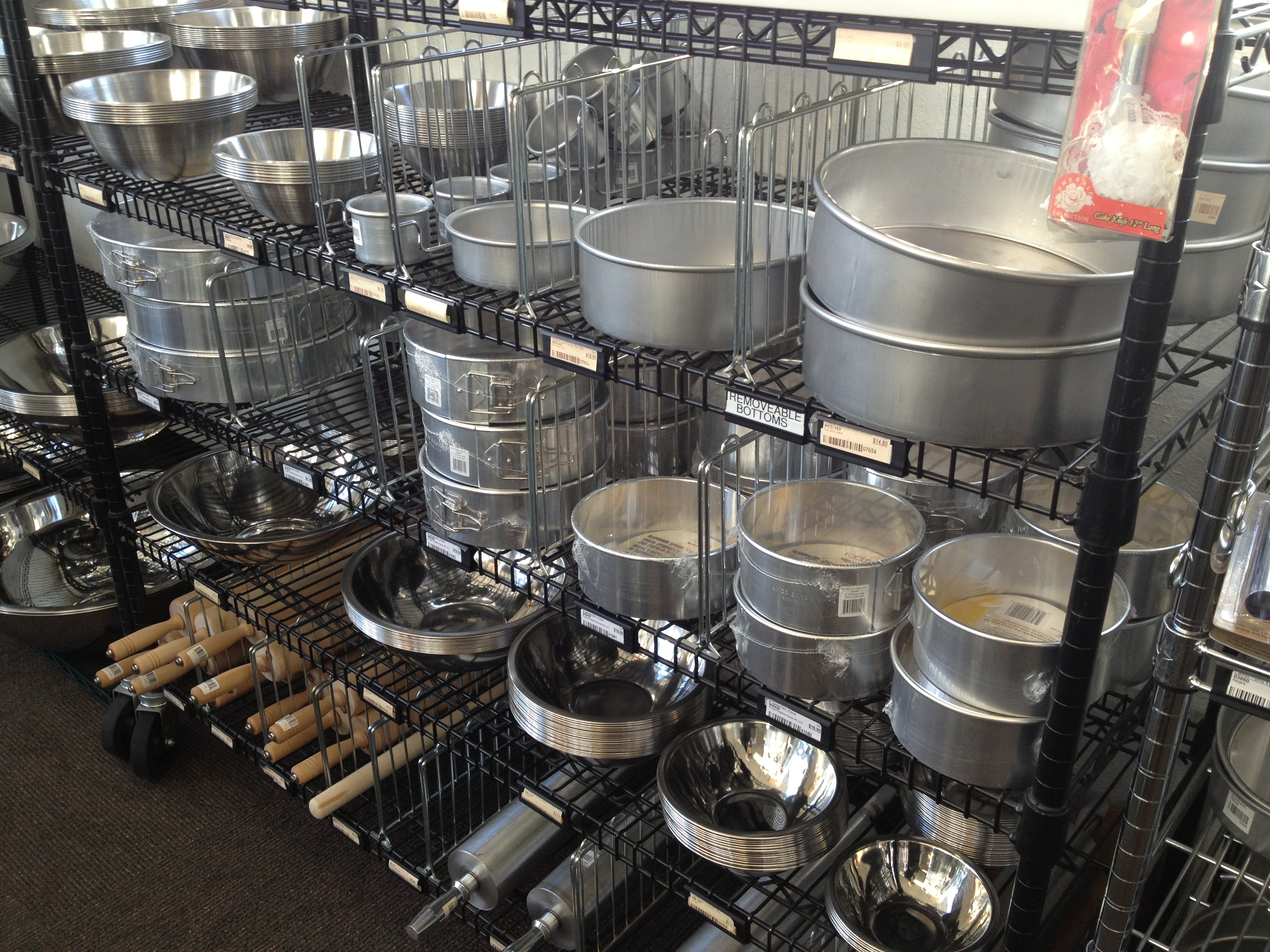Washington State Commercial Kitchen Requirements