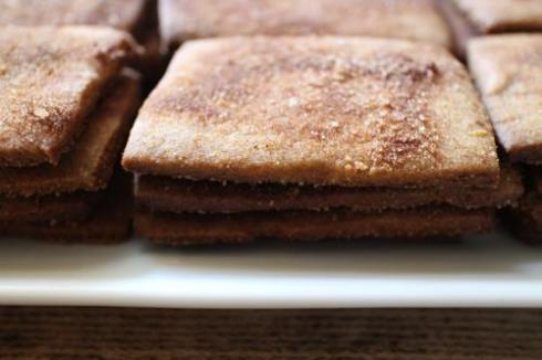 Brown Sugar Graham Crackers, by Prospect: The Pantry