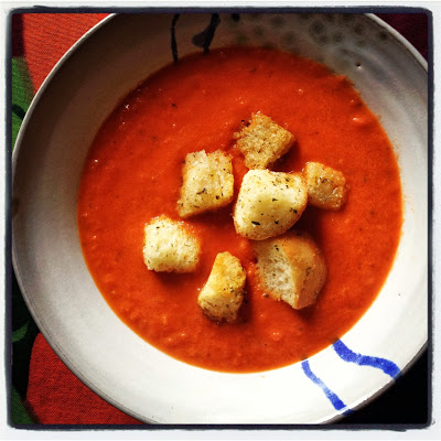Tom's Tasty Tomato Soup, by Homemade Trade